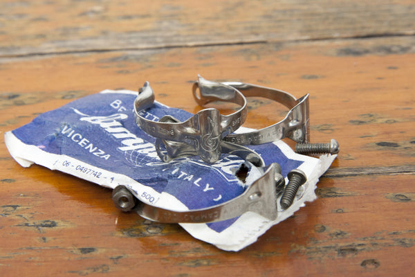 NOS Campagnolo Brake Cable Guides - Pedal Pedlar  - 1