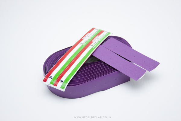 Ambrosio NOS Original Bike Ribbon in Purple - Pedal Pedlar  - 1
