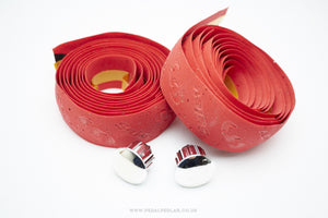 Selev Ribbon Red NOS Handlebar Tape - Pedal Pedlar