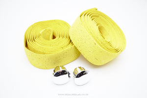 Selev Ribbon Yellow NOS Handlebar Tape - Pedal Pedlar