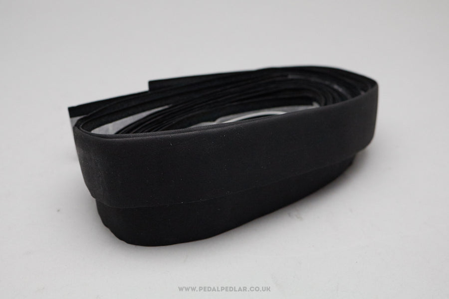 Velo Genuine Leather Handlebar Tape in Black