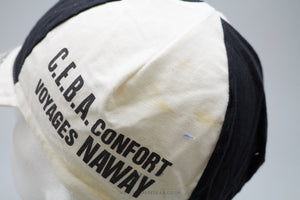 C.E.B.A Confort Voyages Naway Vintage Cycling Cap
