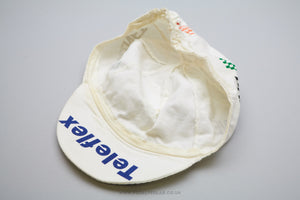 Teleflex Datelnet Vintage Cycling Cap