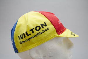 Wilton Snel Tweewielers NOS Cycling Cap