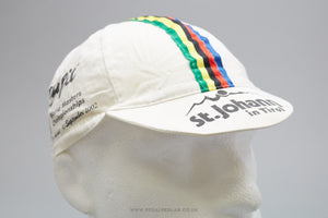St. Johann In Tirol UCI 2002 Vintage Cycling Cap