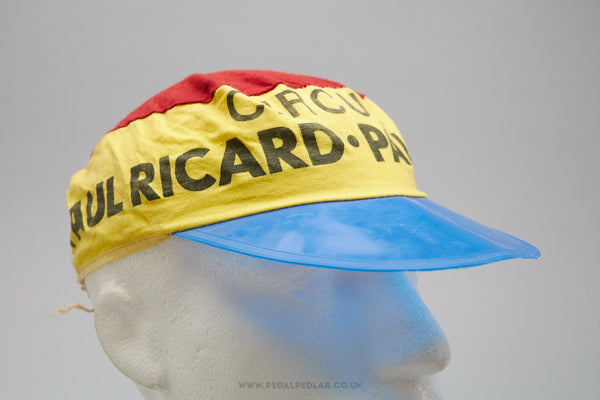 Paul Ricard Circut VIntage Cycling Cap