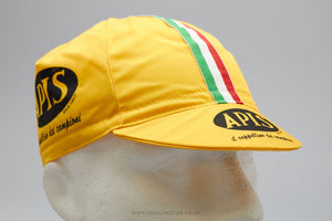 Apis Italian Cotton Cycling Cap