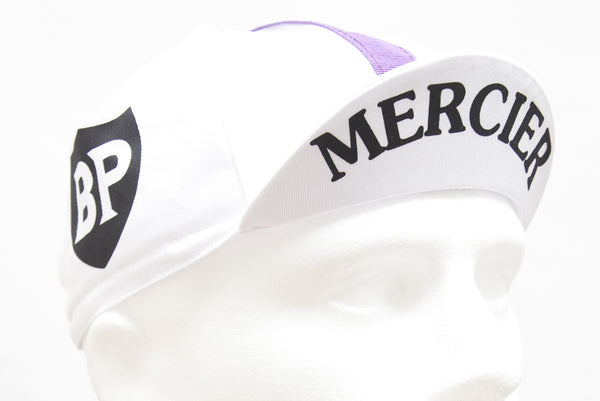 Mercier BP Cycling Cap - Pedal Pedlar  - 1