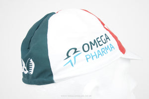 Lotto Omega Pharma Cycling Cap - Pedal Pedlar  - 2
