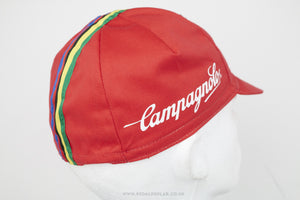 Campagnolo Red Cycling Cap - Pedal Pedlar  - 2
