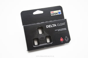 Look Delta Road Cleats in Black - Fixed - Pedal Pedlar  - 1