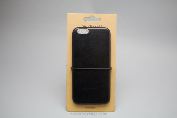 De Marchi iPhone 5s / 5 Leather Case - Pedal Pedlar  - 1