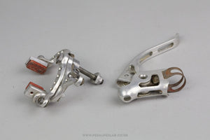 Weinmann AG Customised Front Brake Caliper and Lever Set Vintage Brake Set - Pedal Pedlar - Classic & Vintage Cycling
