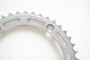 43T Sugino Mighty Competition Vintage Chainring - Pedal Pedlar  - 2