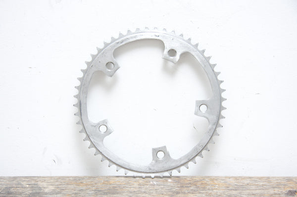"52T 1/8"" Unknown Hand-made Vintage Chainring - Pedal Pedlar  - 1"