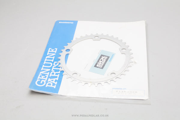 39t Shimano 1050 NOS Chainring for 130 BCD