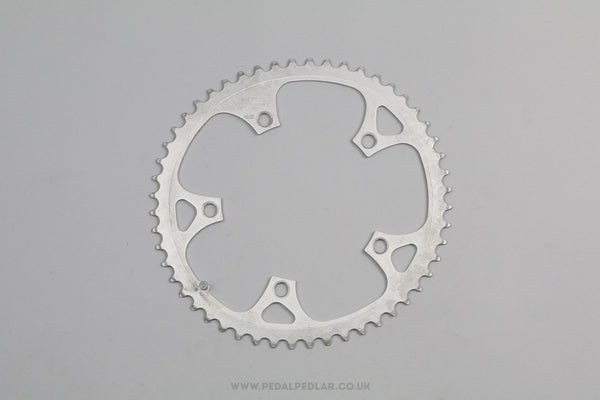52T Shimano Biopace Vintage   Chainring - Pedal Pedlar - Classic & Vintage Cycling