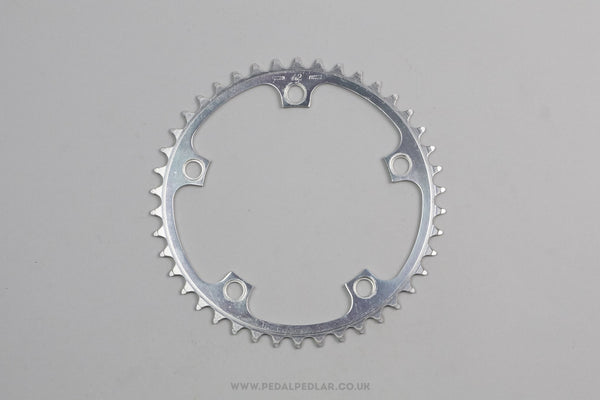 42T Specialites TA  Vintage   Chainring - Pedal Pedlar - Classic & Vintage Cycling