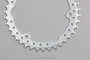 38T Stronglight  Vintage Drilled  Chainring - Pedal Pedlar - Classic & Vintage Cycling
