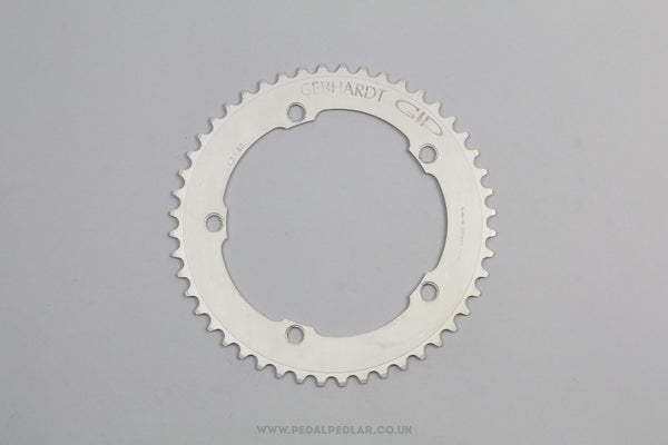 48T Gebhardt  Classic Track  Chainring - Pedal Pedlar - Classic & Vintage Cycling