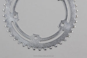 42T Unbranded  Classic   Chainring - Pedal Pedlar - Classic & Vintage Cycling