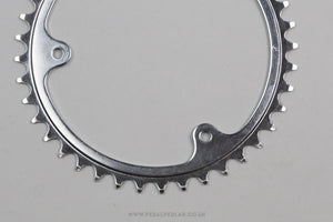 40T Unbranded  Vintage   Chainring - Pedal Pedlar - Classic & Vintage Cycling