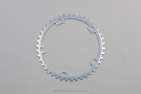 42T Unbranded  Vintage Campag Fit NOS Chainring - Pedal Pedlar - Classic & Vintage Cycling