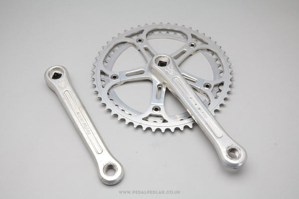 Sugino Super Mighty Vintage French Double Chainset