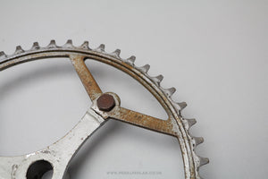 Stronglight Vintage Single Cottered Chainset