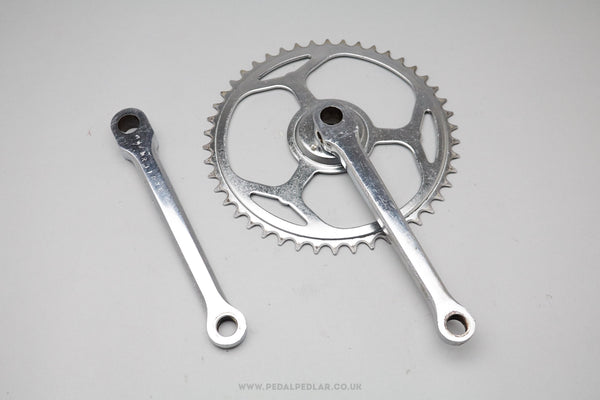 Unbranded Vintage Single Cottered Chainset