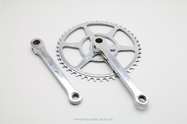 "Williams Vintage c.1951 1/8"" Vintage Single Cottered Chainset"