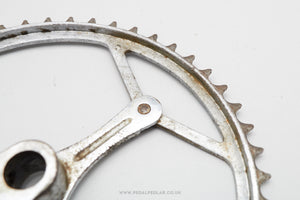 Stronglight 54 1/8th Vintage Single Cottered Chainset