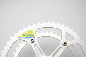 Shimano Dura Ace 1st Type Vintage 165mm Double Chainset
