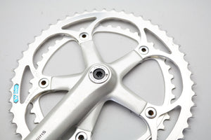 Shimano 600 AX Dyna-Drive c.1981 Vintage Double Road Chainset