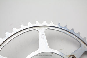 "Williams C34 c.1947 Vintage Single Ring 1/8"" Track Chainset"