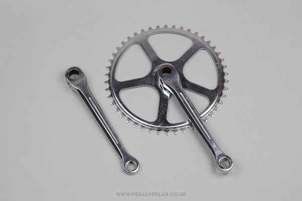 Continental   Vintage Singlespeed Crankset - Pedal Pedlar - Classic & Vintage Cycling
