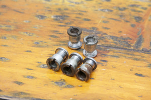 Sugino Double Chainring Bolts - Pedal Pedlar  - 2