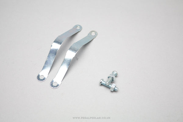 Clamp On Bottle Cage Mounts - Pedal Pedlar  - 1