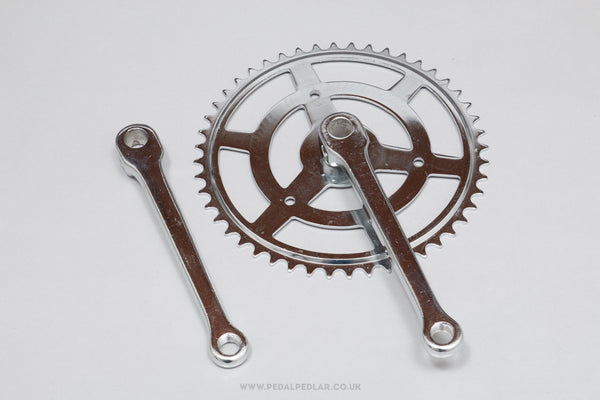Unbranded NOS Vintage Single Chainset - Pedal Pedlar - Buy New Old Stock Bike Parts