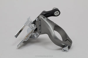 Suntour XCD c.1990 NOS Classic Triple Clamp-On 28.6 mm Front Mech - Pedal Pedlar - Buy New Old Stock Bike Parts