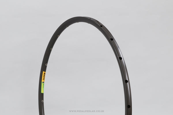 "Mavic Mach 2 CD NOS Vintage 24h 26""/650 Tubular Rim - Pedal Pedlar - Buy New Old Stock Bike Parts"