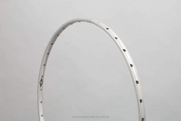 "Super Champion Record NOS Vintage 36h 28""/700c Tubular Rim - Pedal Pedlar - Buy New Old Stock Bike Parts"