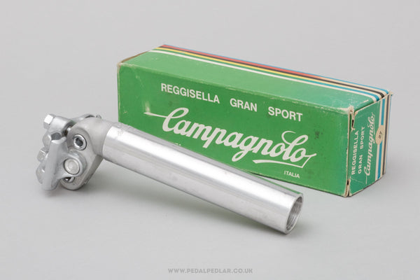 Campagnolo Gran Sport (3800) NOS/NIB Vintage 27.0 mm Seatpost - Pedal Pedlar - Buy New Old Stock Bike Parts