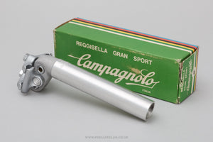Campagnolo Gran Sport (3800) NOS/NIB Vintage 26.0 mm Seatpost - Pedal Pedlar - Buy New Old Stock Bike Parts