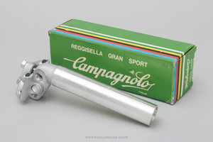 Campagnolo Gran Sport (3800) NOS/NIB Vintage 26.6 mm Seatpost - Pedal Pedlar - Buy New Old Stock Bike Parts
