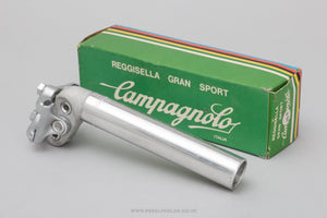 Campagnolo Gran Sport (3800) NOS/NIB Vintage 25.8 mm Seatpost - Pedal Pedlar - Buy New Old Stock Bike Parts