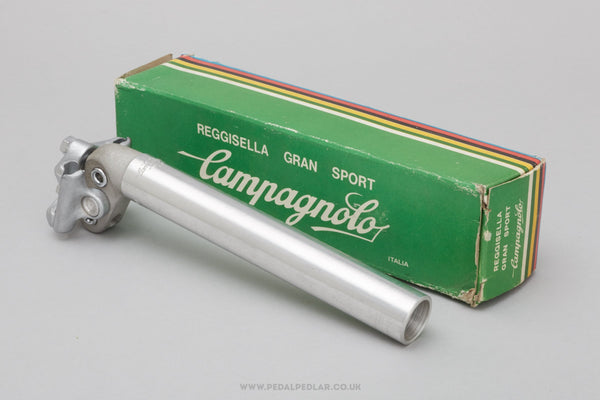 Campagnolo Gran Sport (3800) NOS/NIB Vintage 25.4 mm Seatpost - Pedal Pedlar - Buy New Old Stock Bike Parts
