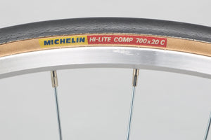 Michelin Hi-Lite Comp NOS Vintage 700 x 20c Road Folding Tyre - Pedal Pedlar - Buy New Old Stock Bike Parts