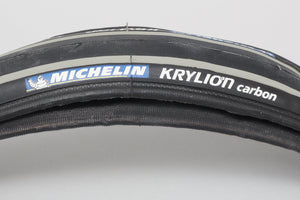 Michelin Krylion Carbon NOS/NIB Classic 700 x 23c Road Folding Tyre - Pedal Pedlar - Buy New Old Stock Bike Parts