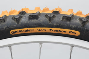 "Continental Traction Pro NOS Classic 26 x 2.1"" MTB Tyre - Pedal Pedlar - Buy New Old Stock Bike Parts"